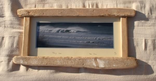 driftwood frame 25x 12 inches panorama style - Driftwood Picture Frame